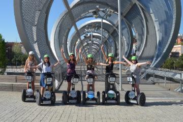 Segway en Madrid: infinitas posibilidades