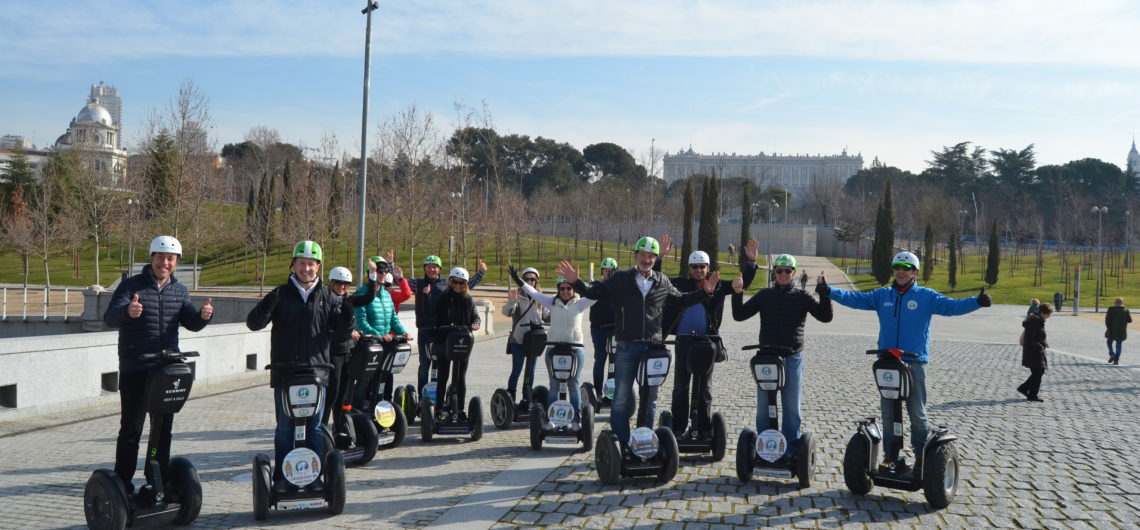 Segway Travel Eventos