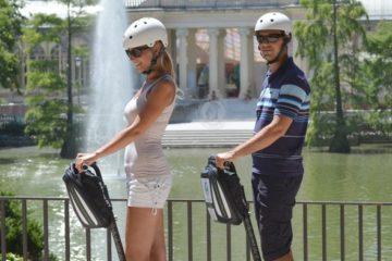 Retiro Segway Tour. Ruta en segway Madrid Segway