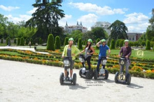 TOURS EN SEGWAY MADRID