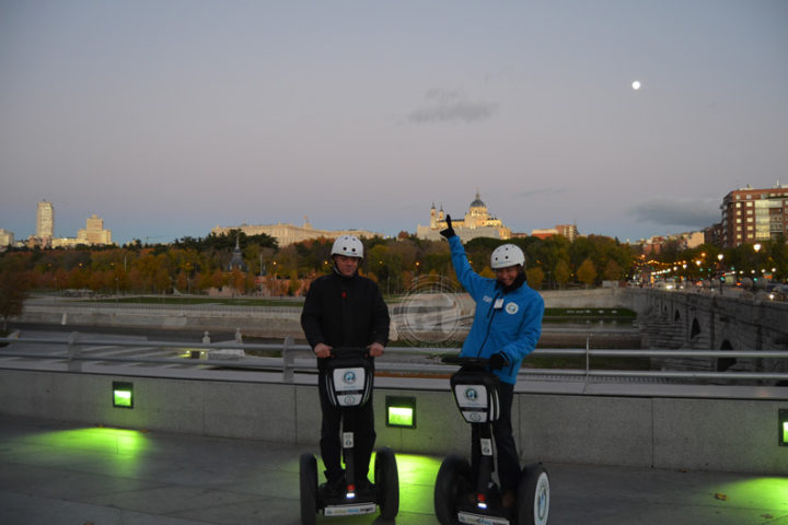 segway travel.