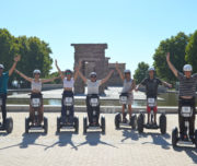 segway tour Madrid Tours. Guided tour on segway.