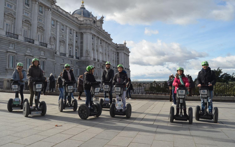Madrid Centro Segway Tour