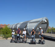 Segway Travel Madrid. Rutas en segway.