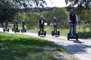 tour madrid segway
