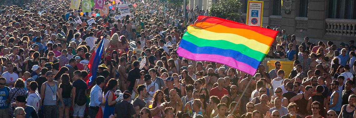 Orgullo 2016 Madrid