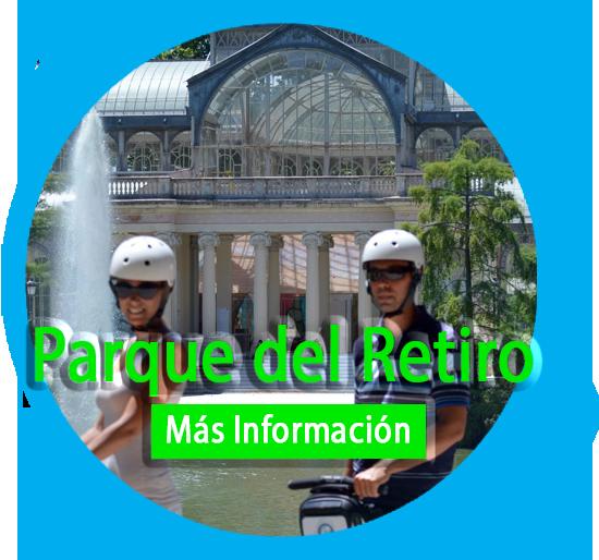 tour segway parque retiro
