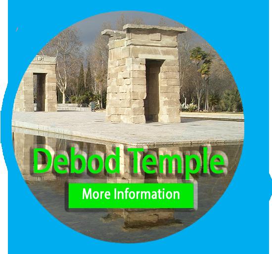 debod-temple