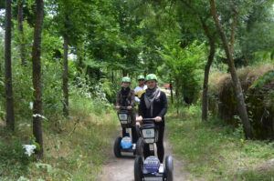 Tours en segway por Madrid