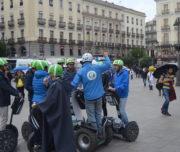 Segway Travel Madrid | Puerta del Sol