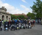 Segway Travel Madrid | Parque del Retiro