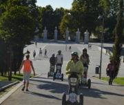 Segway Travel Madrid | Madrid Rio