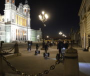 Segway Travel night tour