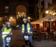 Nocturno Segway travel Madrid