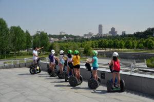 Segway Travel Madrid